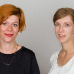 Judith Drewke und Saskia Rudolph