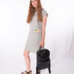 Sweat-Tshirt Shorty Tropic _ Sweat-Rock Grey _ Backpack