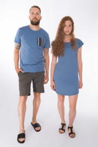 Kleid Goldymess _ Shirt Ethno