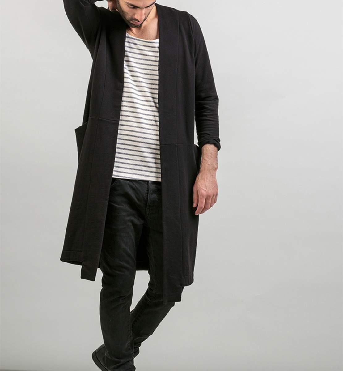 Sportlich eleganter mantel