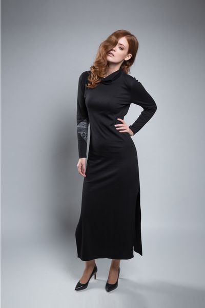Longdress black