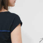 Shirt Blue #1 back