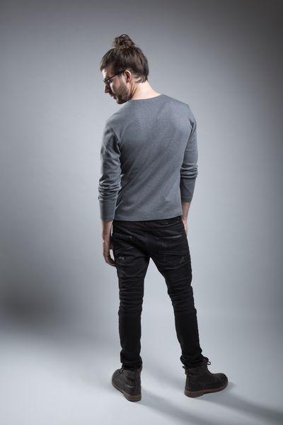 Longsleeve Grey
