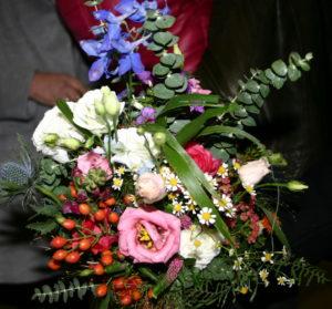 Brautstrauß - standesamtliche Trauung