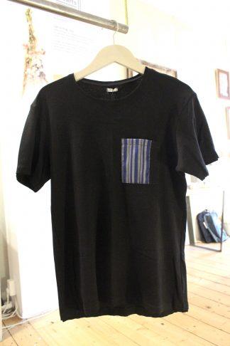 Shirt Men black Stripes