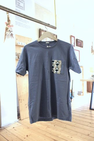 Shirt blue Aries