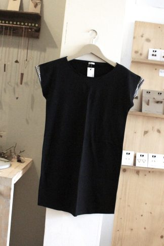 Jerseykleid Blackflower
